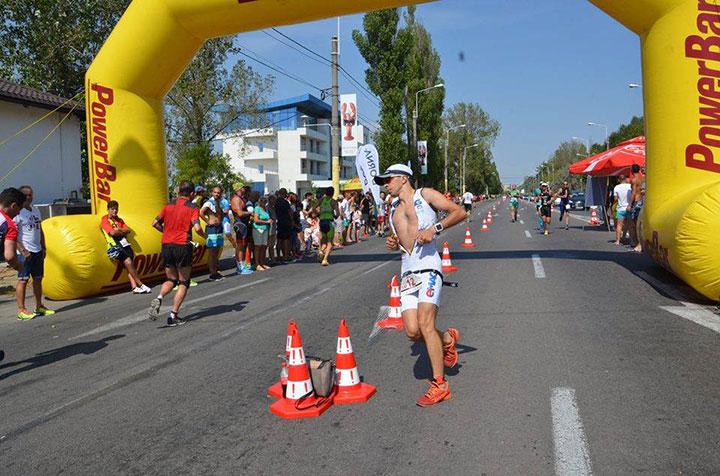 TriChallenge Mamaia - proba alergare triatlon